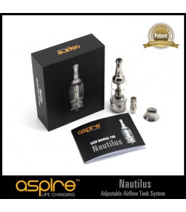 Nautilus 5 ml Pyrex - Aspire