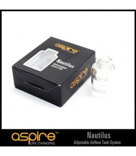 Tube Pyrex pour Nautilus - Aspire